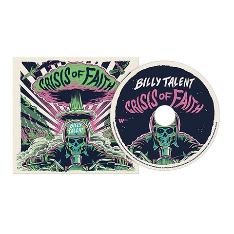 Crisis of Faith by Billy Talent - CD - shop now at Billy Talent store