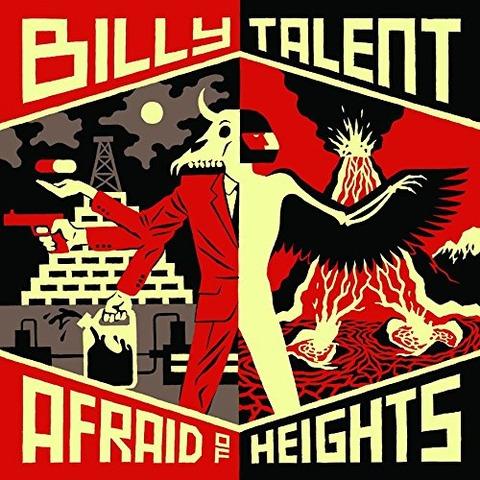 Afraid of Heights von Billy Talent - CD jetzt im Billy Talent Shop