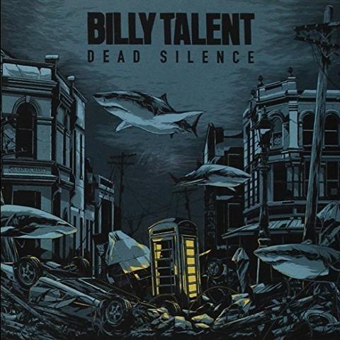 Dead Silence von Billy Talent - CD jetzt im Billy Talent Shop