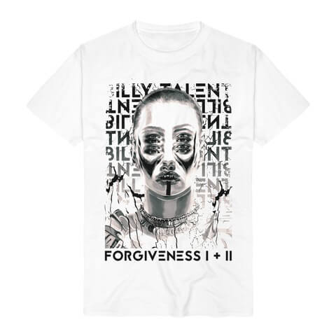 √Forgiveness Splatter von Billy Talent - T-Shirt jetzt im Billy Talent Shop