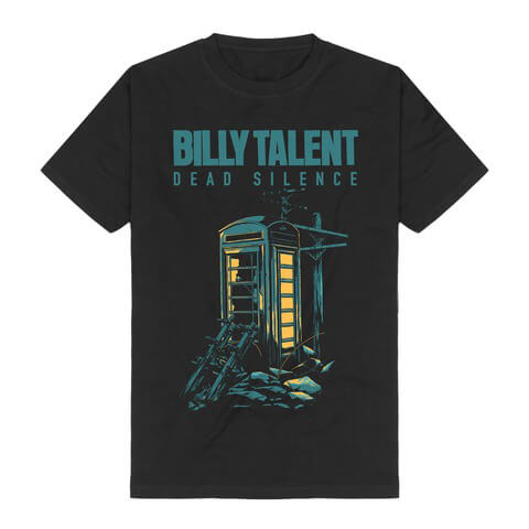 √Phone Box von Billy Talent - T-Shirt jetzt im Billy Talent Shop