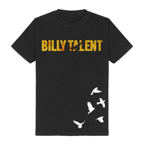 √Birds von Billy Talent - T-Shirt jetzt im Billy Talent Shop