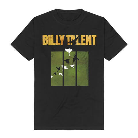 √Billy Talent III von Billy Talent - T-Shirt jetzt im Billy Talent Shop