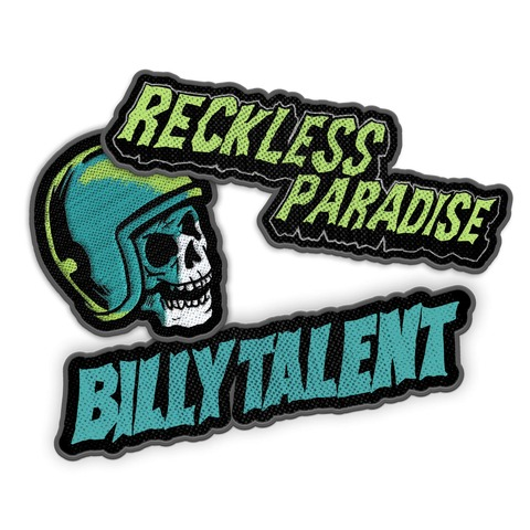 √Patch Set von Billy Talent -  jetzt im Billy Talent Shop