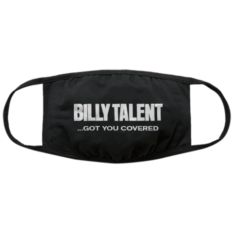 √Community Maske von Billy Talent - mask jetzt im Billy Talent Shop