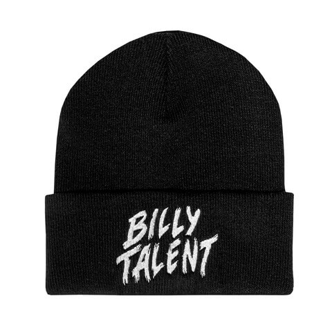 √Logo Beanie von Billy Talent - Beanie jetzt im Billy Talent Shop