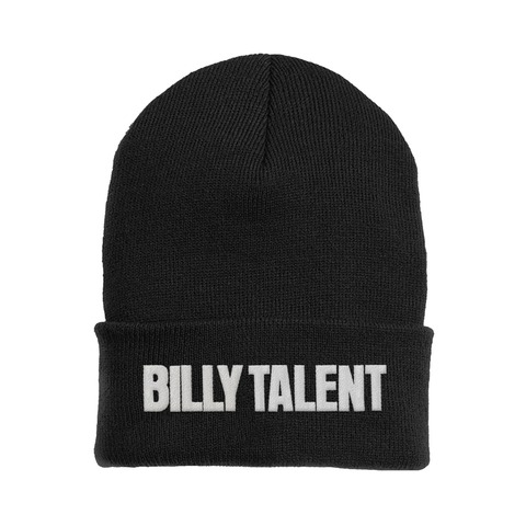 Clean Logo by Billy Talent - Beanie - shop now at Billy Talent store