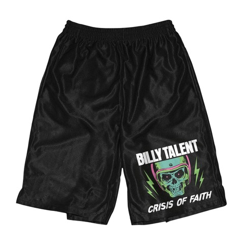 Crisis of Faith by Billy Talent - Shorts - shop now at Billy Talent store