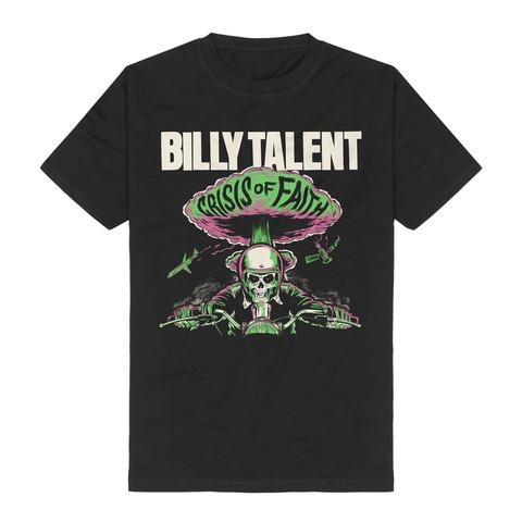 COF Rider by Billy Talent - t-shirt - shop now at Billy Talent store