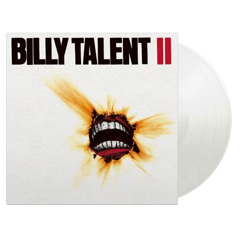 √Billy Talent II (Ltd. Coloured LP) von Billy Talent - 2LP jetzt im Billy Talent Shop