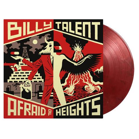 √Afraid Of Heights (Ltd. Coloured 2LP) von Billy Talent - Coloured 2LP jetzt im Billy Talent Shop