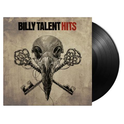 √Hits (2LP Gatefold incl. Art Print by Ken Taylor) von Billy Talent - Gatefold 2LP jetzt im Billy Talent Shop